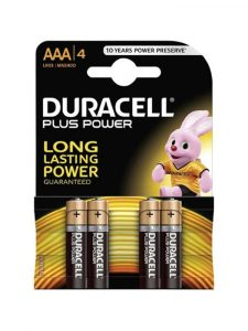 duracell-aaa triple a batteries pack of four-pulse-and-cocktails