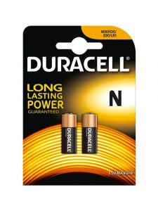 duracell-size n batteries pack of two