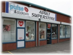 Pulse and Cocktails sex store Bradford