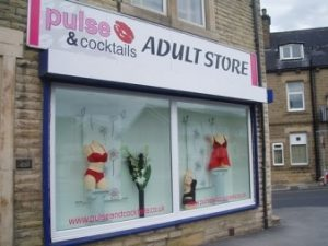 Pulse and Cocktails sex shop barnsley uk