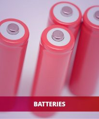 Sex toy batteries