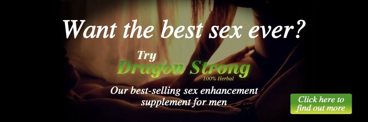 Dragon Strong Male Sex Enhancer online at Pulse and Cocktails UK Sex Store Desktop Banner