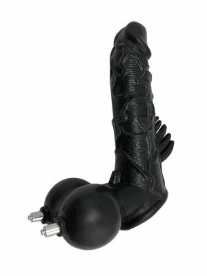 Electro sex bondage bdsm cock and ball sleeve sheath