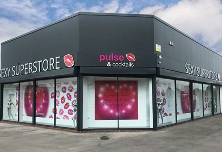 pulse and cocktails rotherham store canklow meadows sex shop