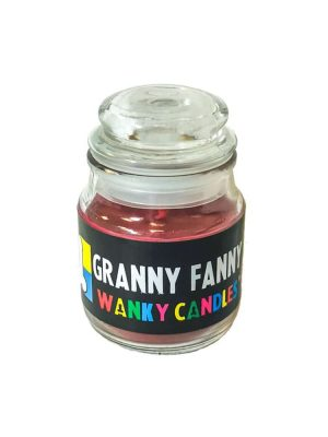 granny-fanny-glass-candles-candle