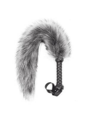 Furry-Whip-With-Black-Handle-Satellite-View-Furry-Whip-With-Black-Handle-Direct-View