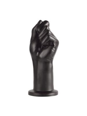 Fist-Extreme-Butt-Plug-Dildo-Black