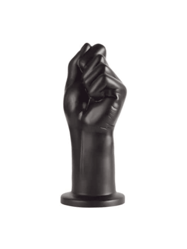 Fist Extreme Butt Plug Dildo Black