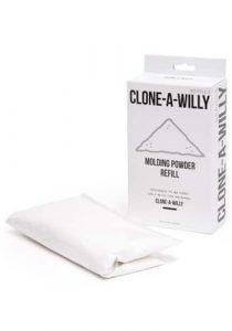 Clone-a-willy-white-kit-powder