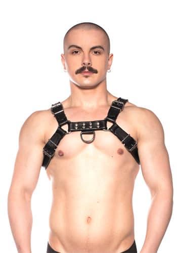 Prowler Black Bull Harness