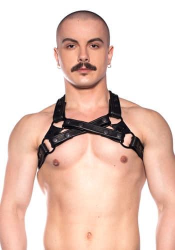 Prowler Black Cross Harness