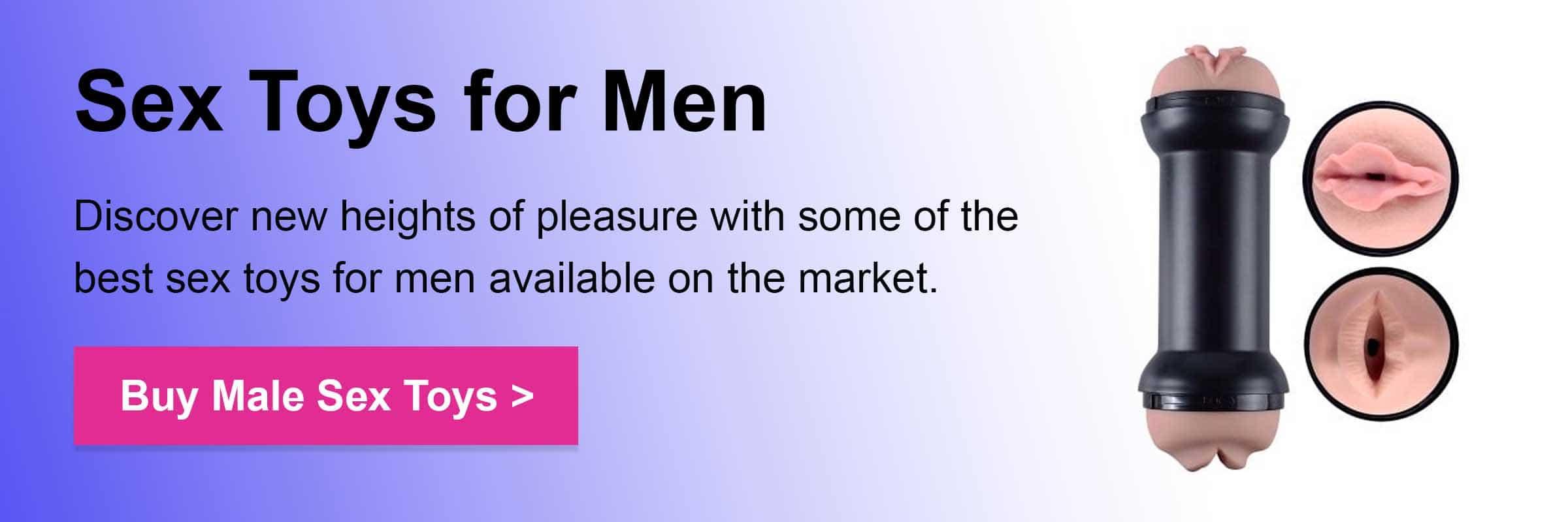 buy sex toys for men banner pulse and cocktails uk