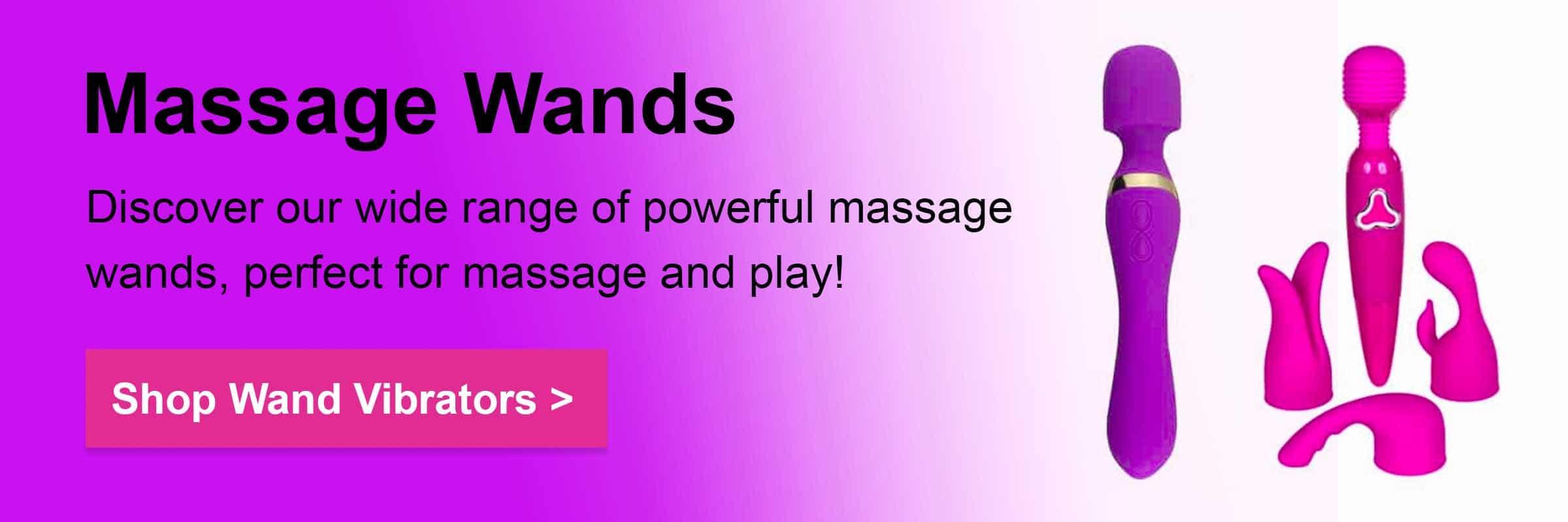 powerful massage wand vibrators blog post banner
