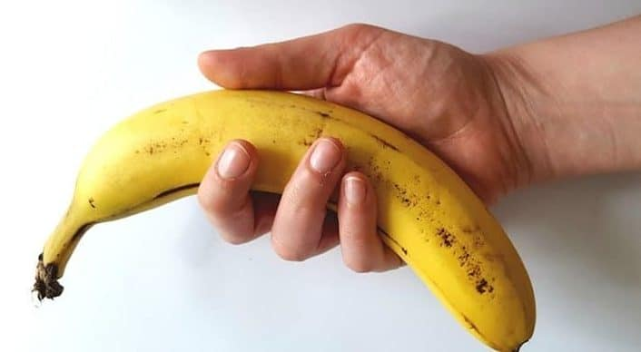 Benefits of masturbation Banana