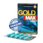Gold Max for men 10 pack male enhancement supplement