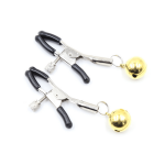 nipple clamp gold bell