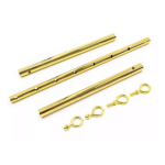 adjustable spreader bar gold