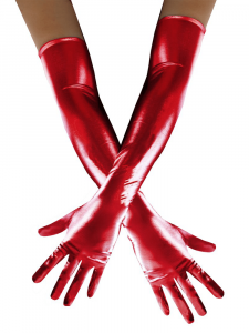 Red Sexy Gloves