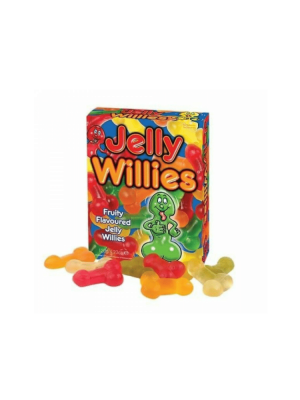Edible Jelly Willies