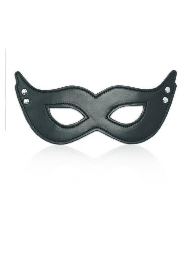 black stud eye mask