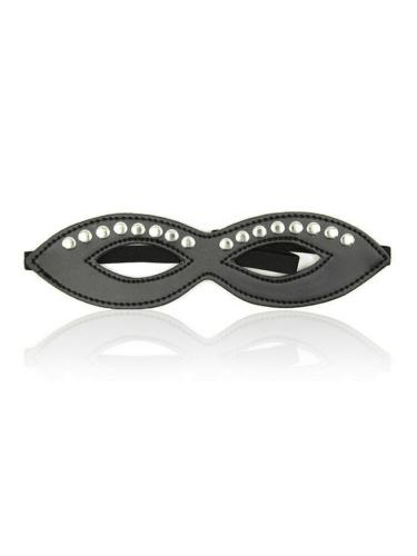 black studded eye masl