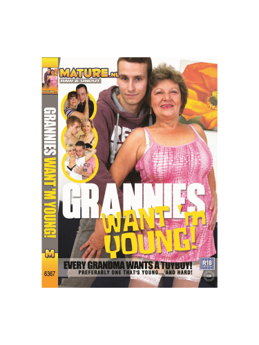 6367 -GranniesWantMYoung (Front) Re-Sized (1)