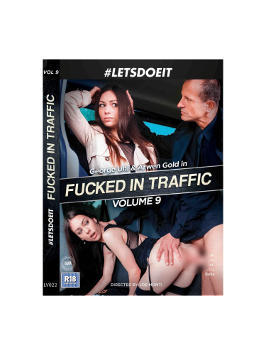 LV022 - Fucked in traffic Volume 9 (Front) Re-Sized