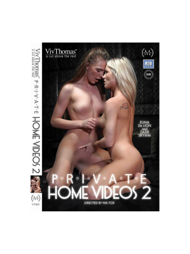 VT405 - Private Home Videos 2 (Front) Re-Sized