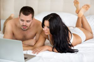 couples - watching - porn