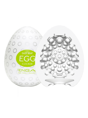 tenga clicker masturbator eggs easy beat