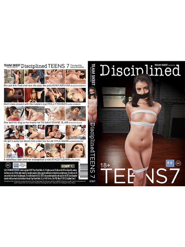 disciplined-teens