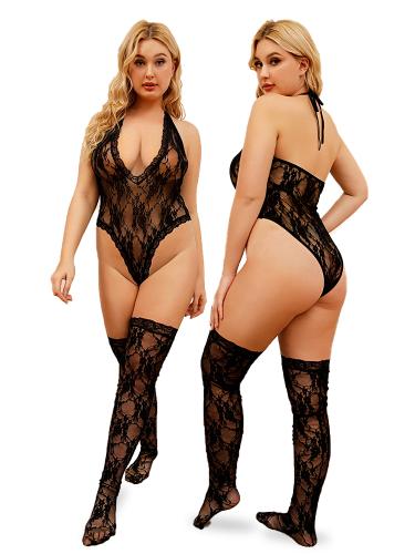full-lace-v-front