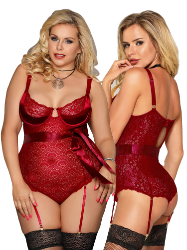red-body-lace