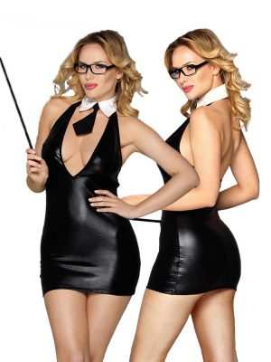 sexy secretary outfit